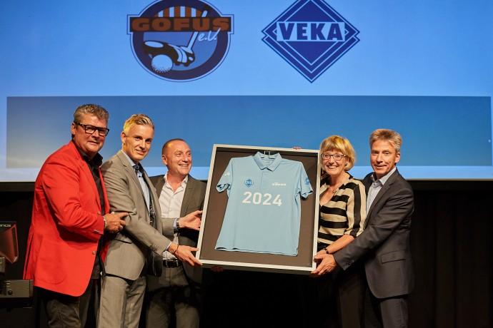 VEKA is main sponsor of the initiative PLATZ DA! from the GOFUS association
