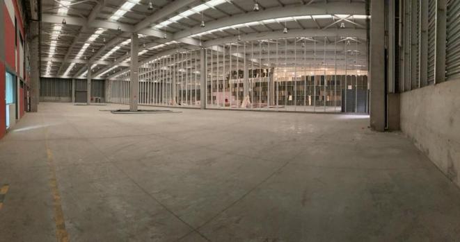 Production hall VEKA Chile