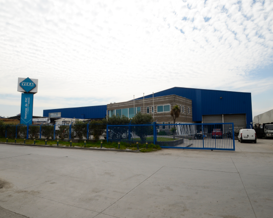 Current VEKA site in Chile