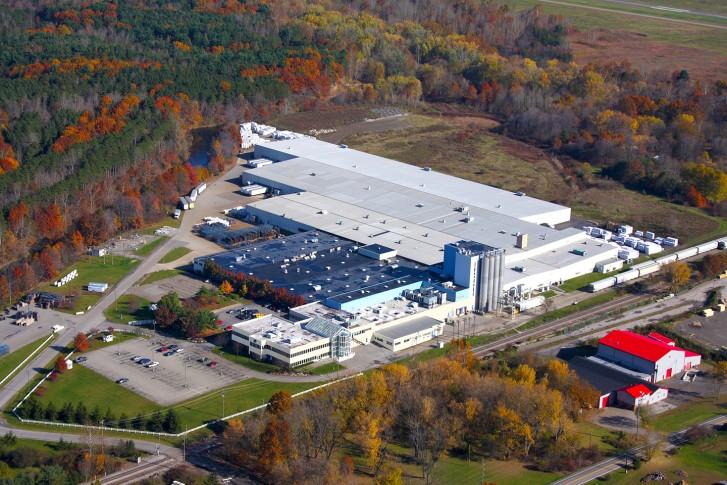 VEKA Inc in Fombell, Pennsylvania