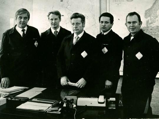 Historical management team of VEKA AG