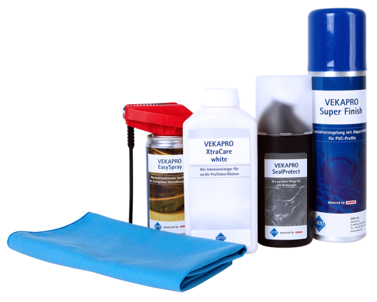 Product range of VEKAPRO